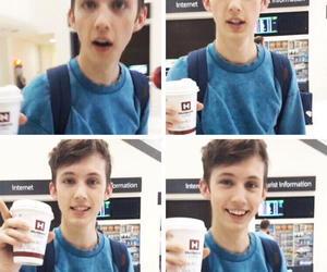 cutie and troye sivan image