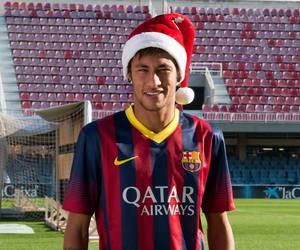 neymar and Barcelona image
