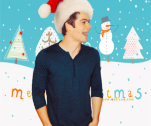 24, christmas, and teen wolf image