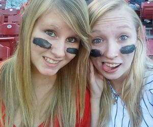 baseball, taylor, and bestfriends image
