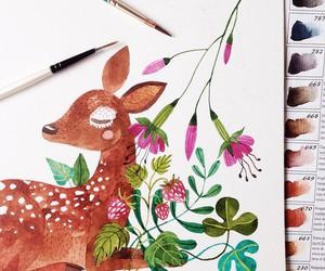 arts and deers image