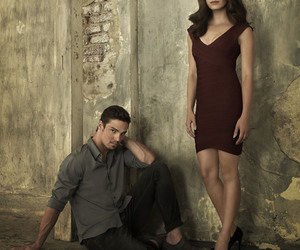 beauty and the beast, kristin kreuk, and vincat image