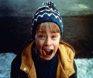 christmas, Macaulay Culkin, and home alone image