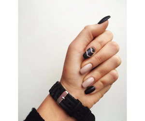 arm, beautifull, and black image