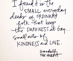 quotes, kindness, and love image