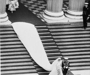 princess diana, wedding, and royal wedding image