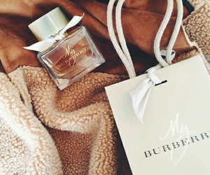 Burberry, perfume, and my burberry image