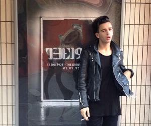 ross macdonald, the 1975, and matt healy image