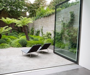 luxury, garden, and house image
