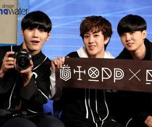 kpop, bjoo, and topp dogg image