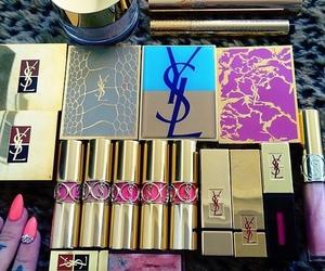 YSL, makeup, and make up image
