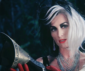 once upon a time, cruella de vil, and victoria smurfit image
