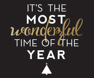 christmas, wonderful, and quotes image