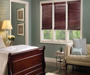 Automation, blinds, and interior design image