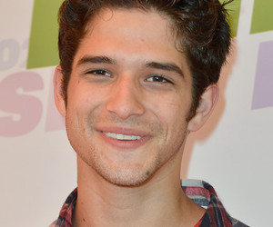 perfect smile and tyler posey <3 image