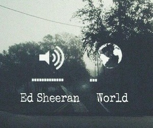 ed sheeran, music, and world image