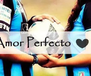 soccer, love, and couple image