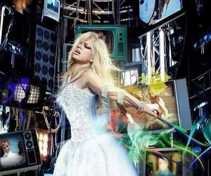 2011, britney spears, and hold it against me image