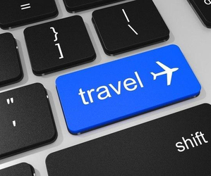 travel, world, and keyboard image