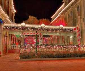candy, candy shop, and christmas image
