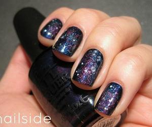 nails and galaxy image