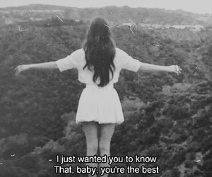 lana del rey, summertime sadness, and quotes image