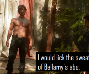 guys, bellamy, and Hot image
