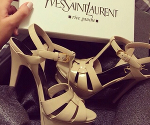 shoes and YSL image