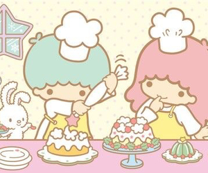 christmas, sanrio, and little twin stars image