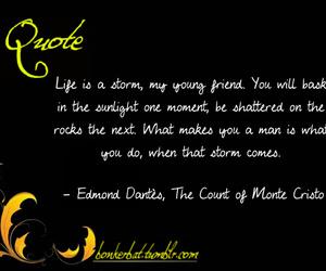inspirational, life, and storm image