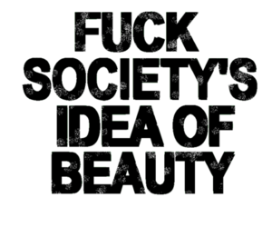 beauty, society, and true image