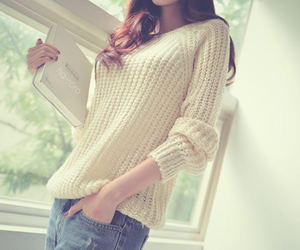 fashion, look, and sweet image