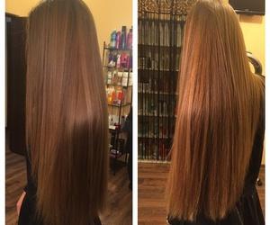 hair, long, and long hair image