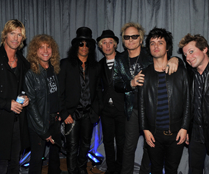 Guns N Roses, green day, and gnr image