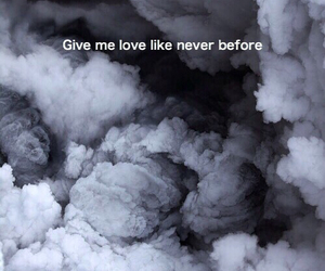 give me love, clouds, and ed sheeran image