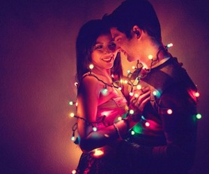 christmas, cute, and love image