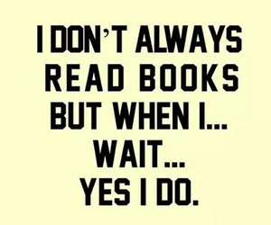 always, life, and books image