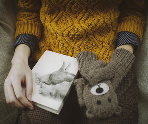 bear and sweater image