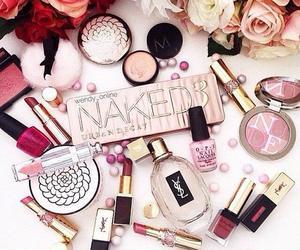 beautiful, fashion, and make up image
