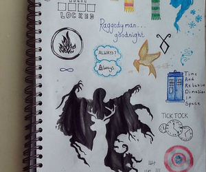 harry potter and divergent image