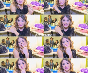 violetta, martina stoessel, and tini image