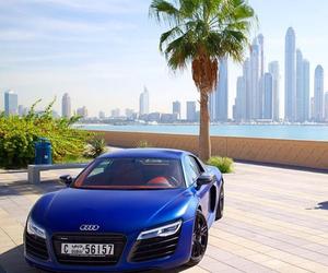 car and Dubai image