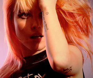 band, hayley williams, and music image