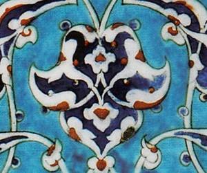 art, ottoman, and painting image