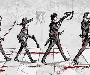 archer, beatles, and kid image