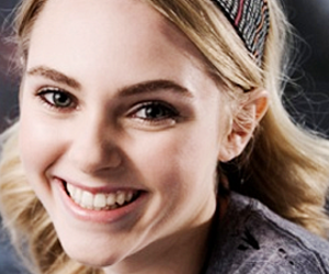 Annasophia Robb, beautiful, and blonde image