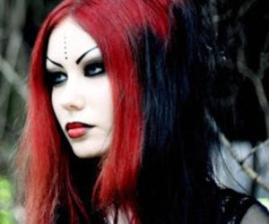 goth, dark, and gothic image