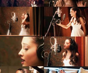 ariana grande, nathan sykes, and almost is never enough image