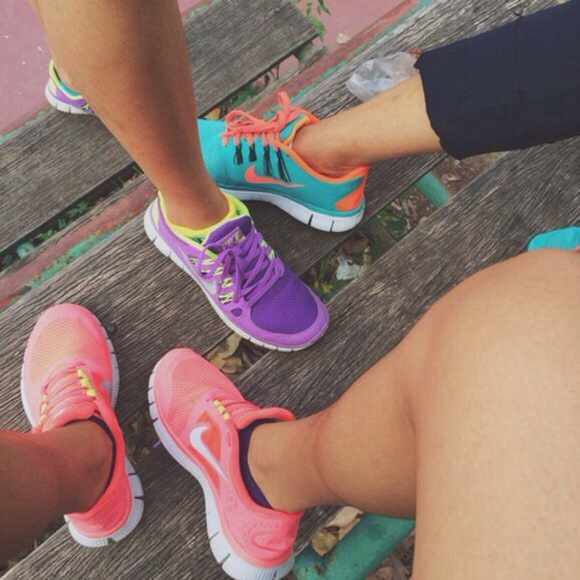 air max, fitness, and girl image