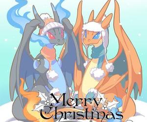 christmas, pokemon, and x image